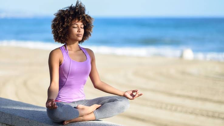 Meditation helps come out of depression after break up